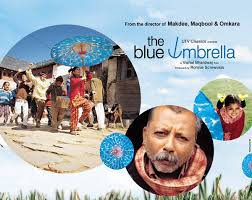 Blue Umbrella Hindi